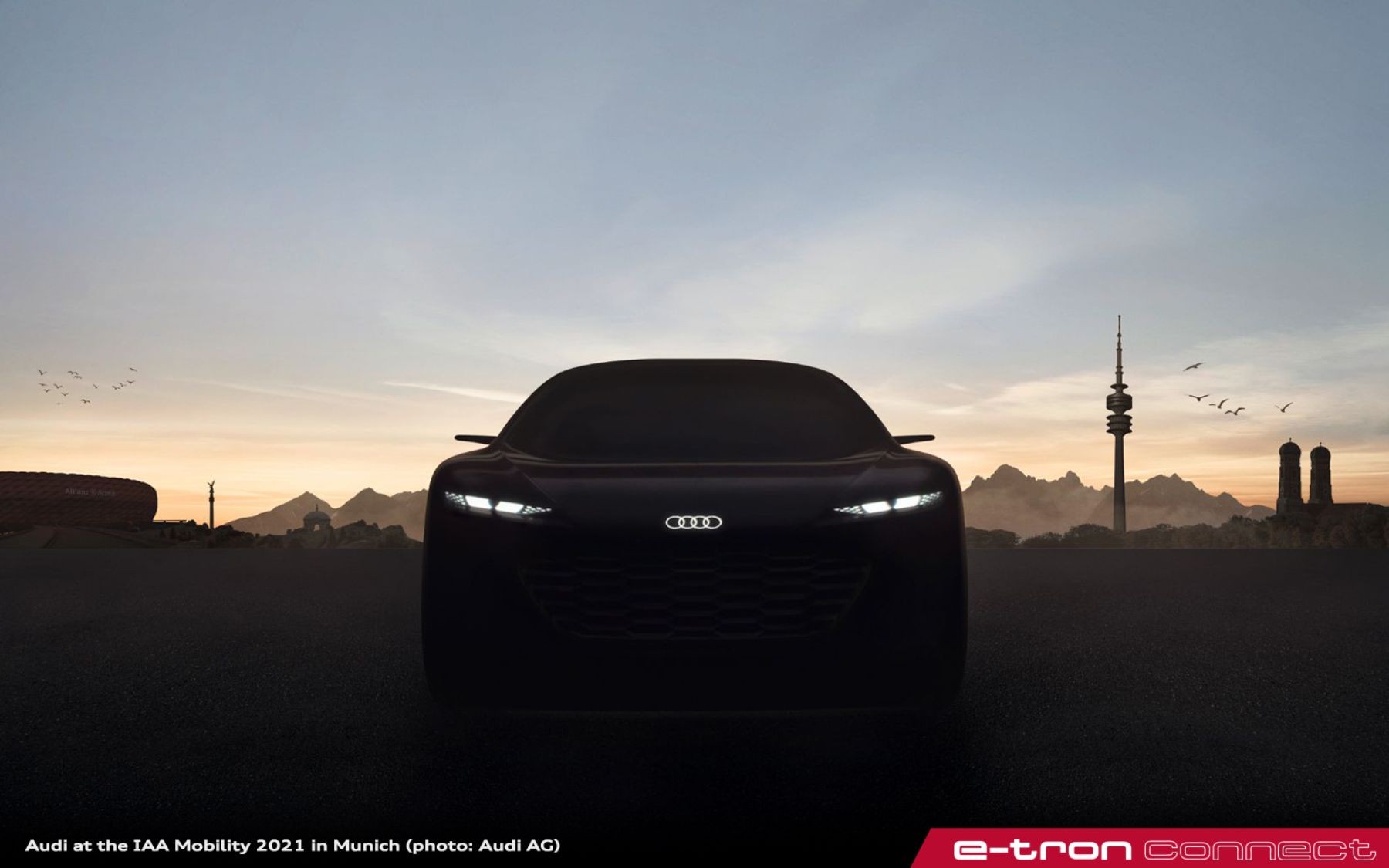 Audi at the IAA Mobility 2021 in Munich