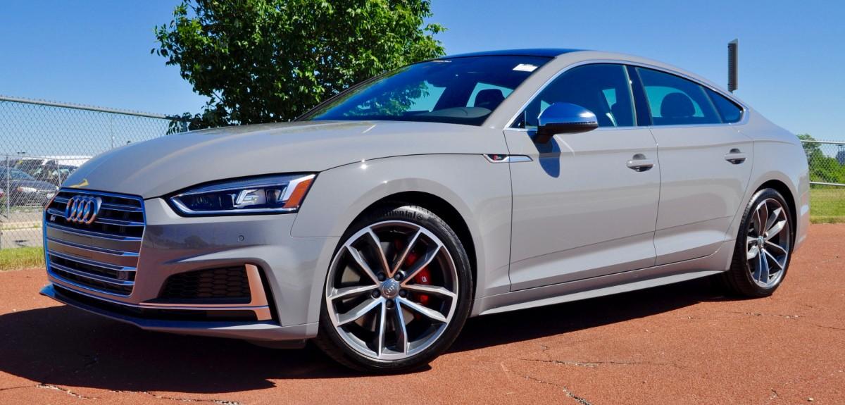Audi exclusive S5 Sportback in Nardo Grey - Audi Club North