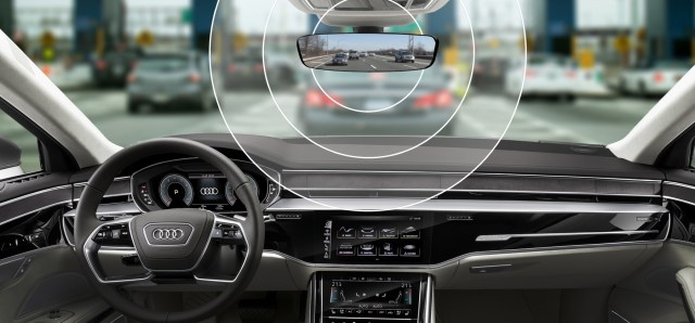 Audi Launches First Vehicle-Integrated Toll Technology for the US