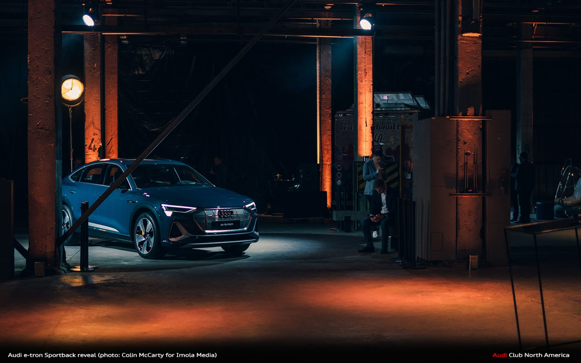 Photo Gallery: An Evening With Audi And The e-tron Sportback