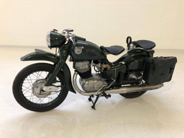 Find of the Day: 1954 NSU Max