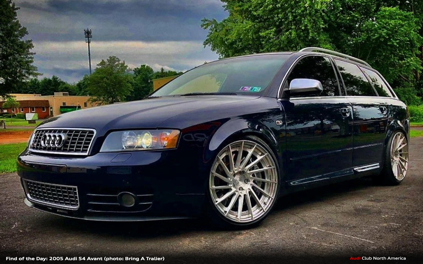 Find of the Day: 2005 Audi S4 Avant