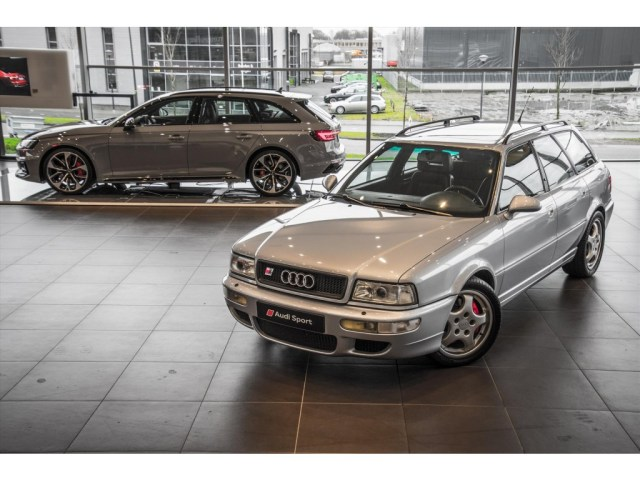 Find of the Day: 1995 Audi RS 2 Avant