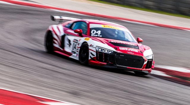 GMG Has Four Cars Ready for SprintX Kickoff in Texas