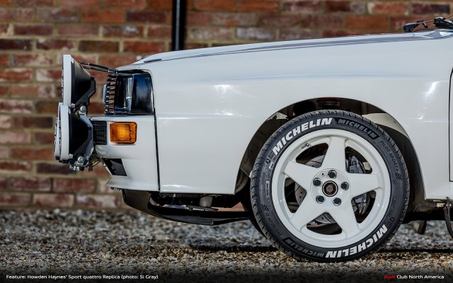 Howden Haynes and His Sport quattro Daily Driver