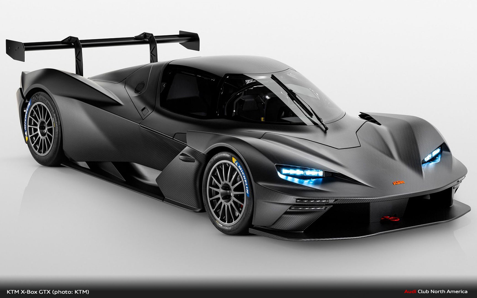 Official World Premiere of the KTM X-Bow GTX: First Glance of the Brand-New Carbon Racing Car
