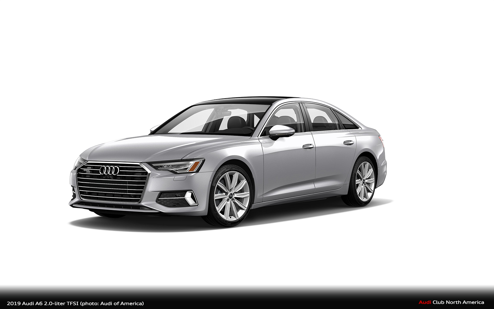 2019 Audi A6 2.0-Liter TFSI® Delivers Greater Value to Brand's Mid-Size Sedan Segment