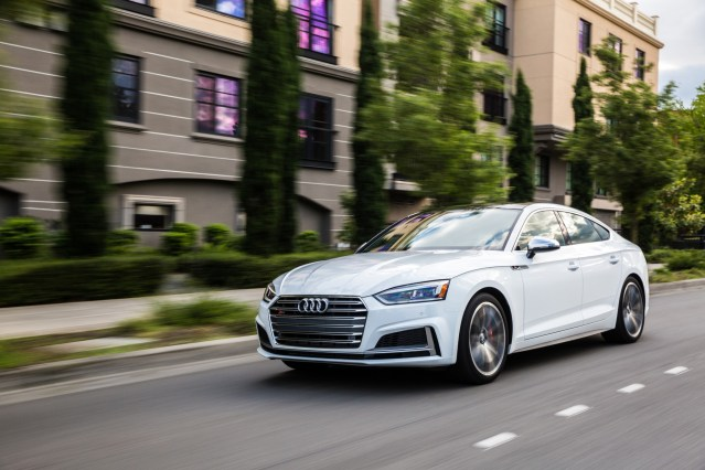 And The Winner Of The 2019 S5 Sportback premium plus is…
