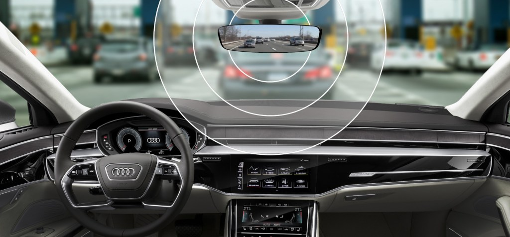 Audi e-tron Will Be First Model To Feature Vehicle-Integrated Toll Module Technology