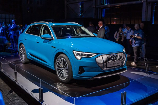 Audi Brings All-New 2019 Sedans, SUVs And First Fully Electric e-tron To Los Angeles Auto Show