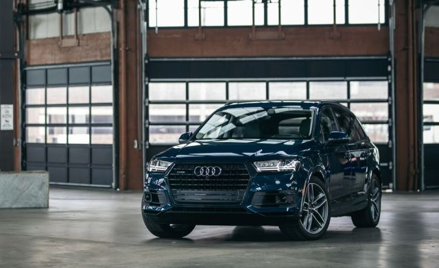 Audi Q7 Earns 2019 Car And Driver 10best Truck Suv Of The Year