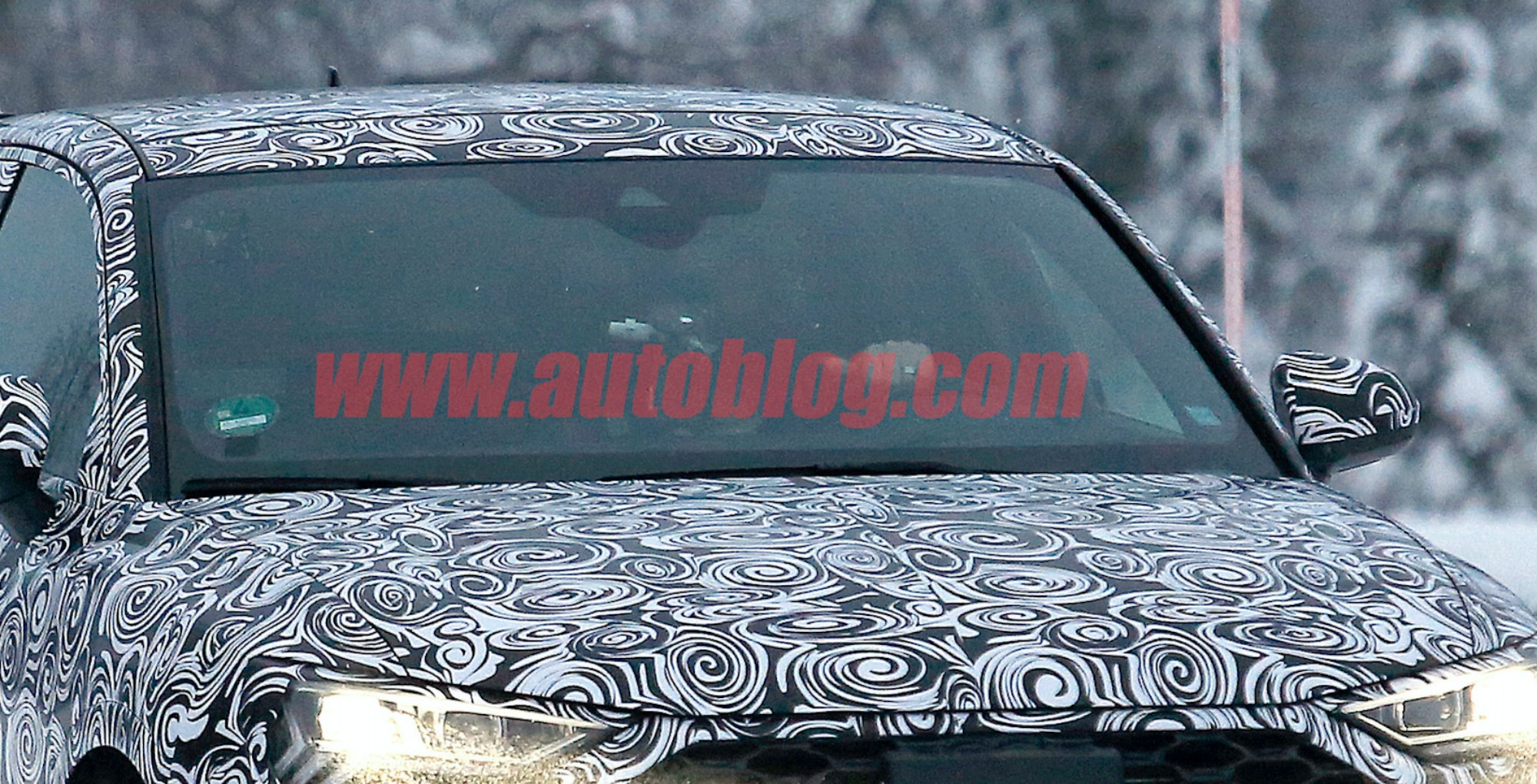 Autoblog: 2020 Audi Q4 Spy Shots Give Us Our Clearest Look At The Crossover