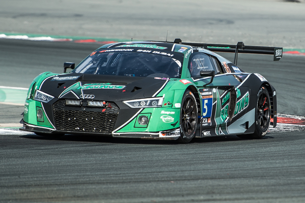Season Opener with 13 Race Cars from Audi Sport customer racing