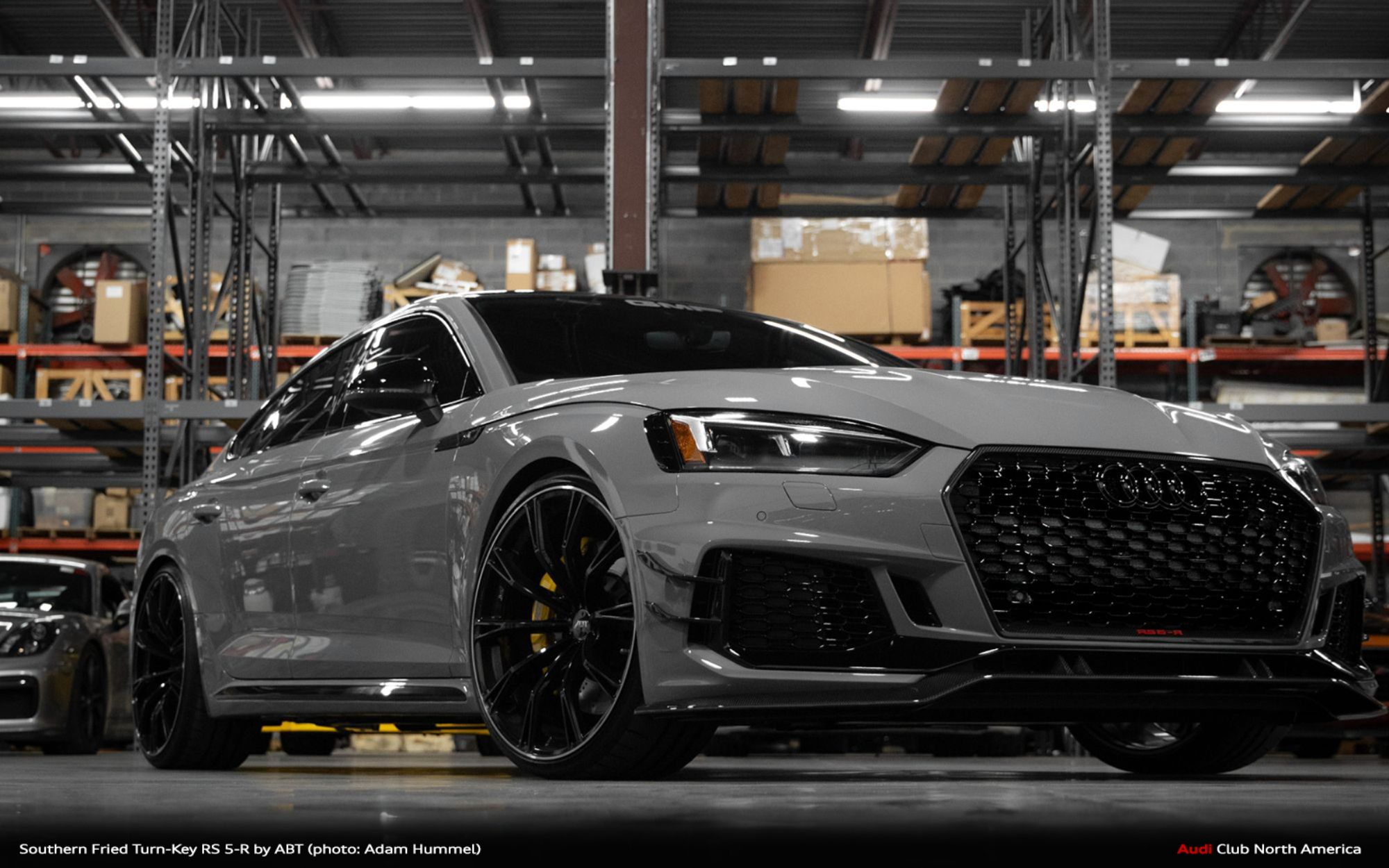 Southern Fried Turn-Key RS 5-R by ABT