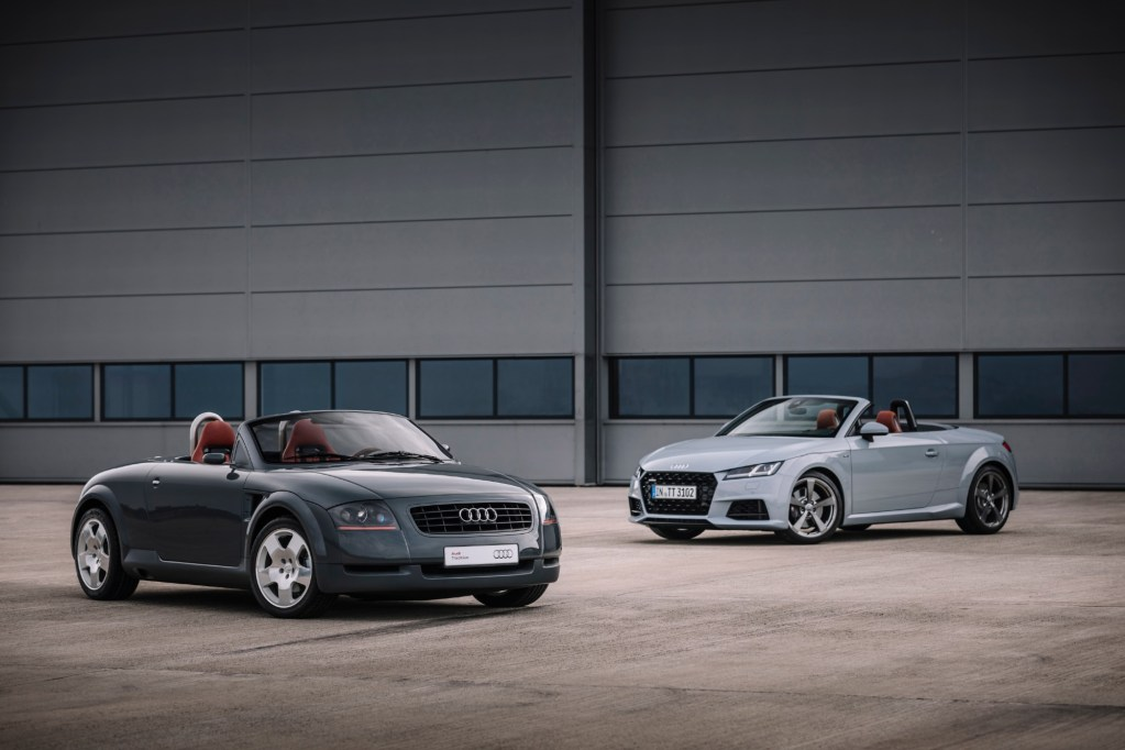All-New Audi TT 20th Anniversary Edition - On Sale Now - Celebrates Design and Performance Heritage of Brand Icon