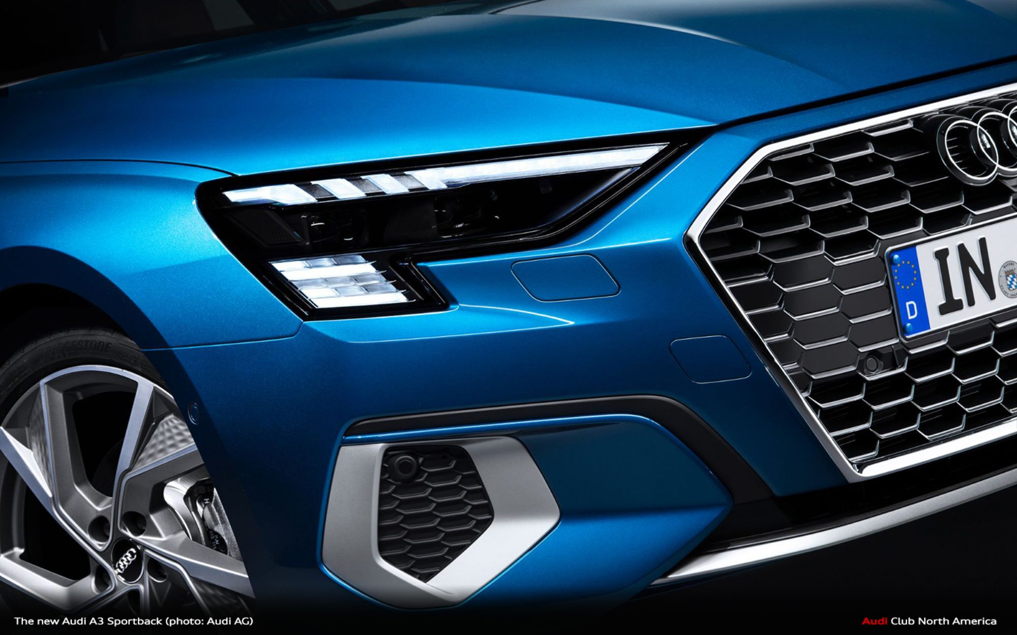 More Dynamic Than Ever: The New Audi A3 Sportback