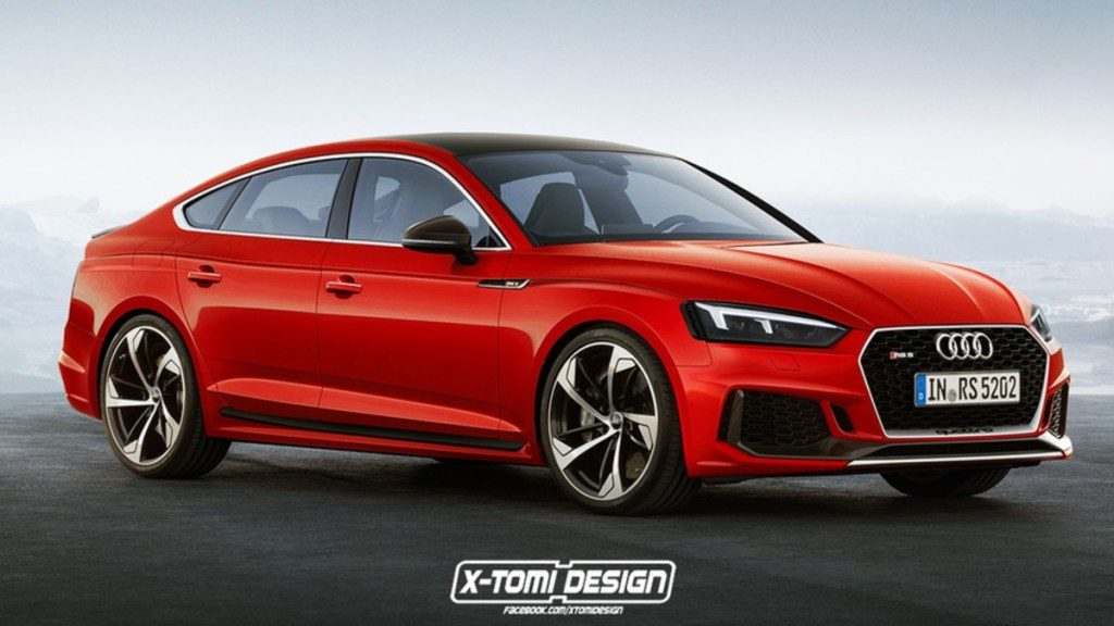 Audi of America's Scott Keogh: RS 5 Sportback Confirmed Along with a 'Surprise' RS Model