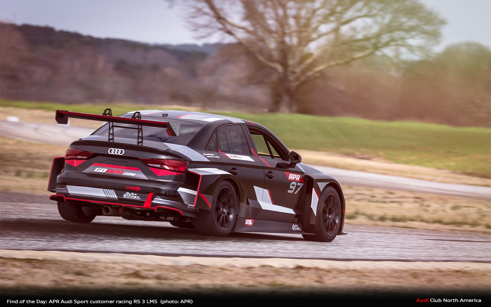 Kelebihan Audi Rs3 Lms Tangguh