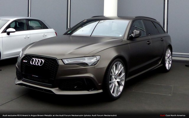 An Answer for Doug DeMuro about Audi's Lineup