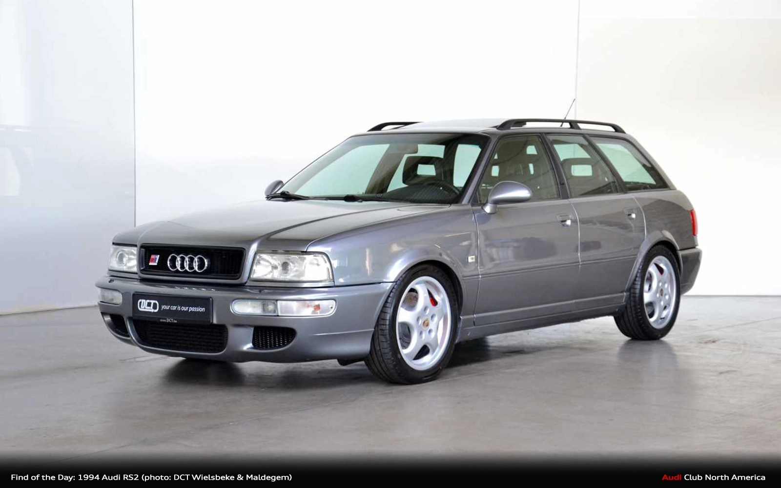 Find Of The Day 1994 Audi Rs2 Audi Club North America