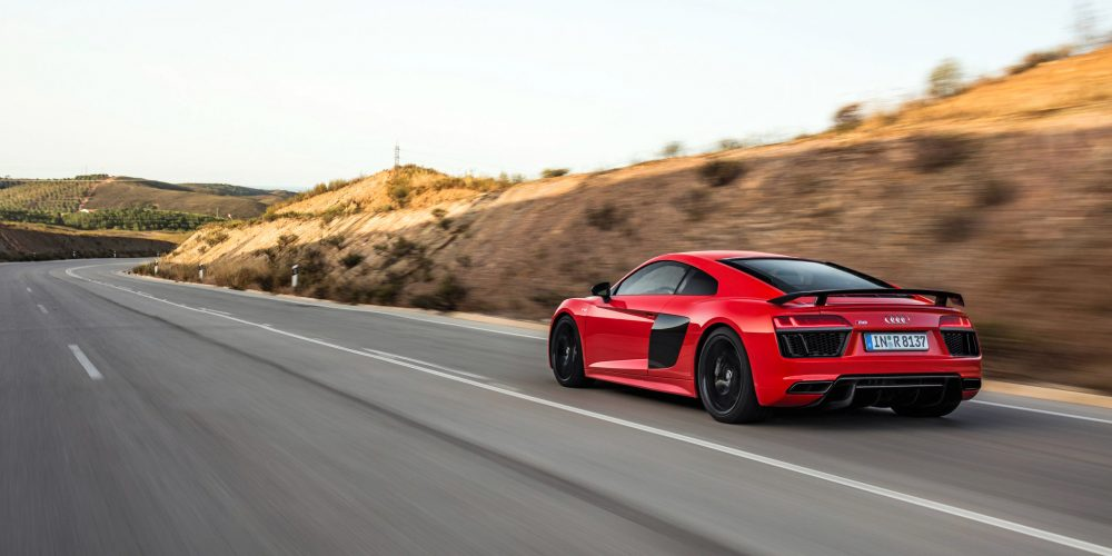 Audi R8 V10 plus Coupe 'Neuburg Edition' Exclusively Offered in Australia