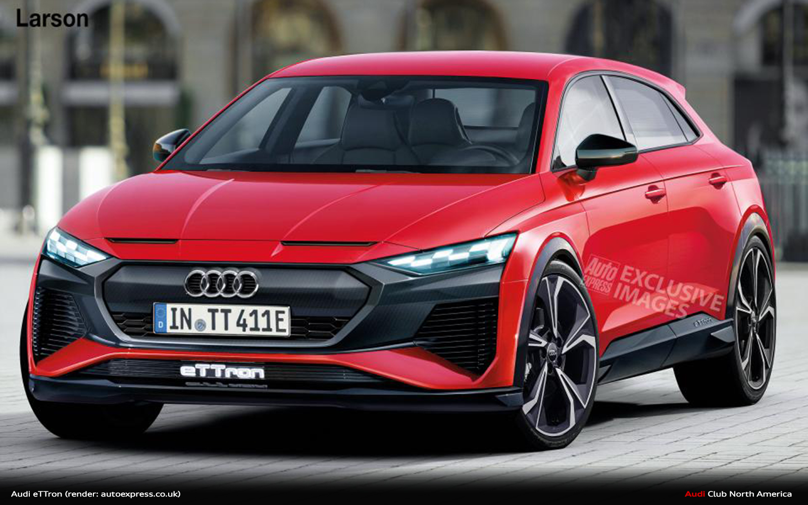 auto express audi tt set to morph into all electric crossover audi club north america auto express audi tt set to morph into