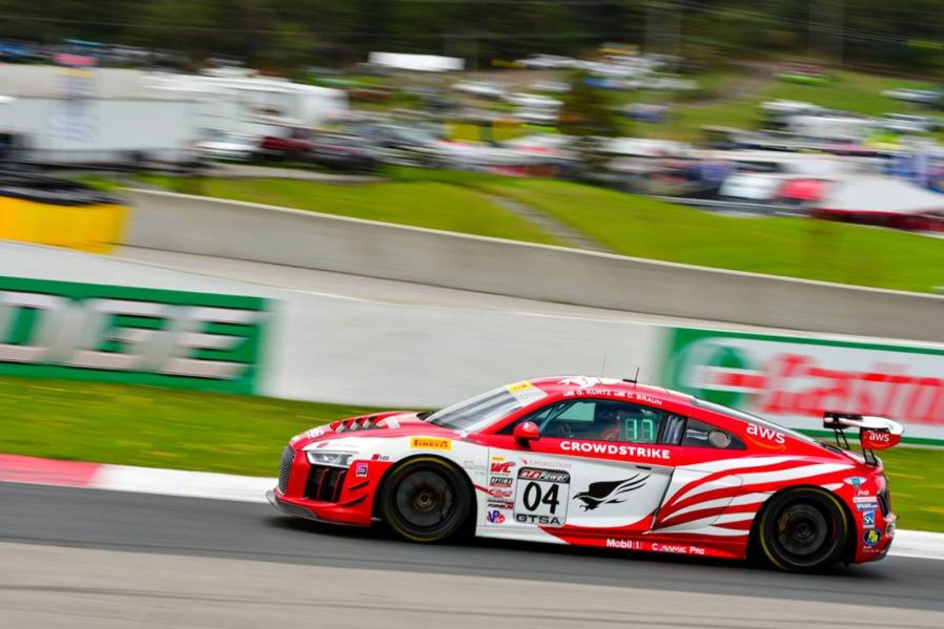 GMG Ready for Monday Doubleheader at Lime Rock Park