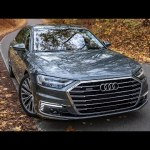2021 AUDI A8L 60TFSIe HYBRID QUATTRO – THE LUXURY YACHT! 449HP/700NM – Hi-tech and extremely quick!