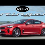 UPDATED! 2022 Kia Stinger GT Review