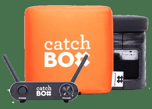 catchbox microphone dubai, uae