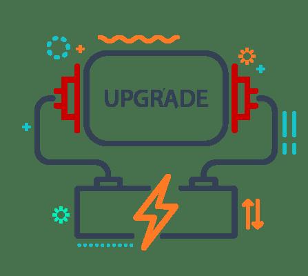 Presentation Upgrade