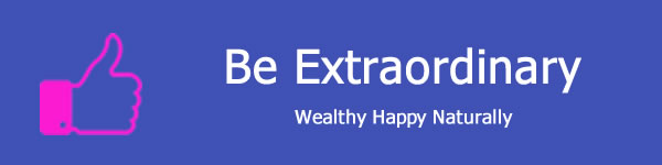 Be Extraordinary logo