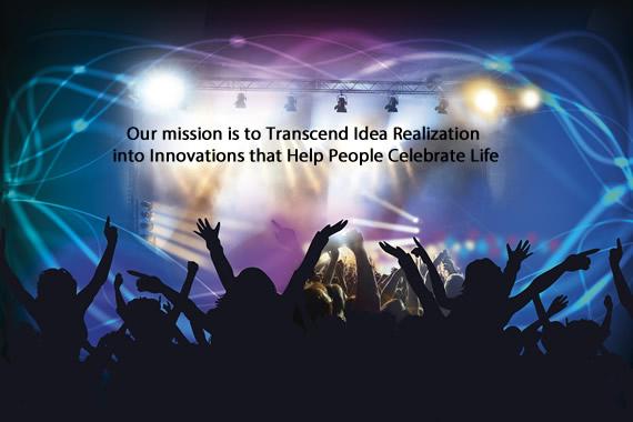 Transcend Idea Realization