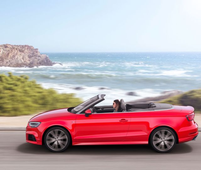 Audi A Cabriolet A Full
