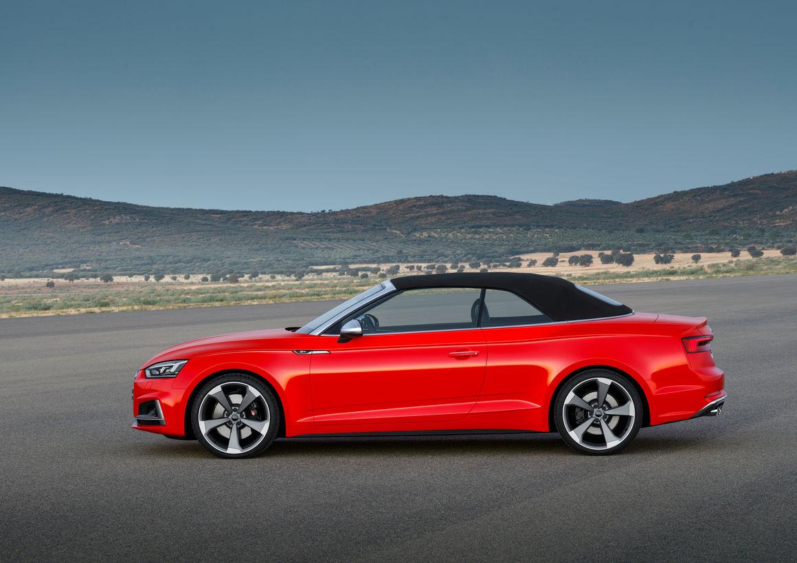 Audi S5 Cabriolet Audi MediaCenter