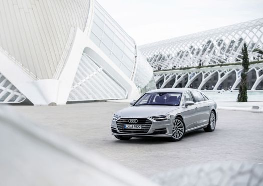 The Audi A Is The World Luxury Car - Audi luxury car