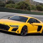 Audi R8 Coupe V10 Performance Quattro Audi Mediacenter