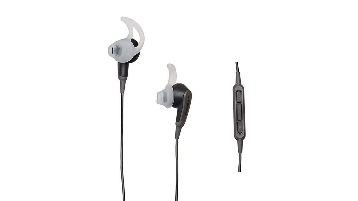 Bose SoundSport in-ear avis