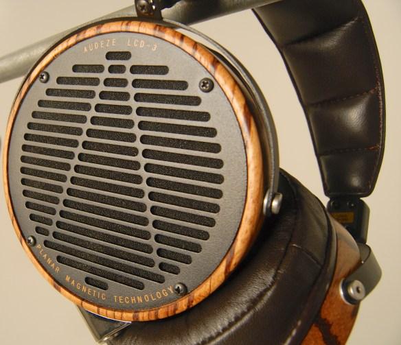 Audeze LCD-3 Audiophile Headphone