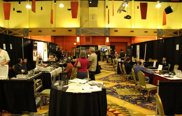 CanJam at Rocky Mountain AudioFest 2012
