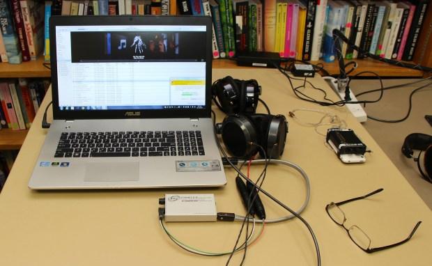 Ray Samuels Intruder DAC and Headphone Amp