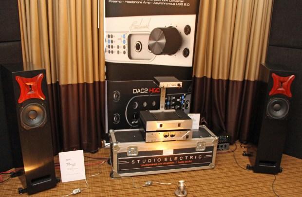 Benchmark DAC2 at AXPONA