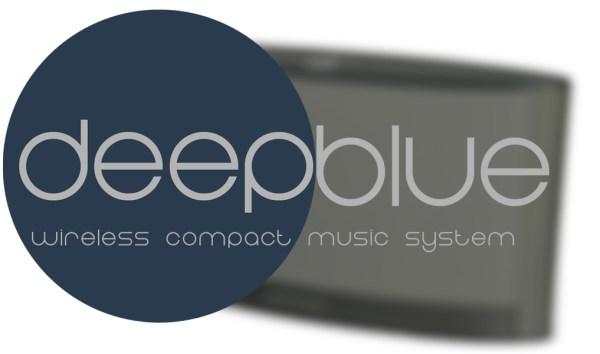 Peach Tree Deep Blue speaker System