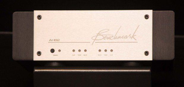 Benchmark AHB2 power amp