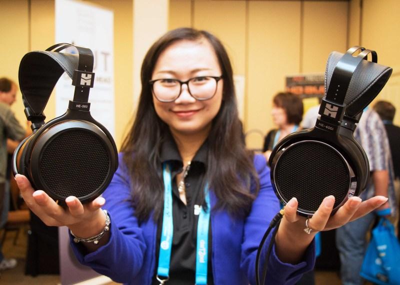 HifiMan HE-560 and HE 400i Headphones