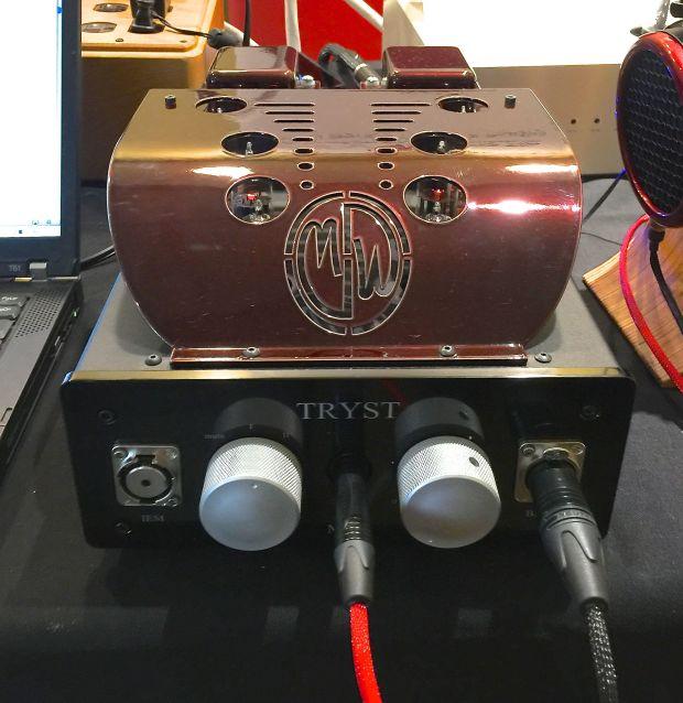 Tryst Headphone Amplifier