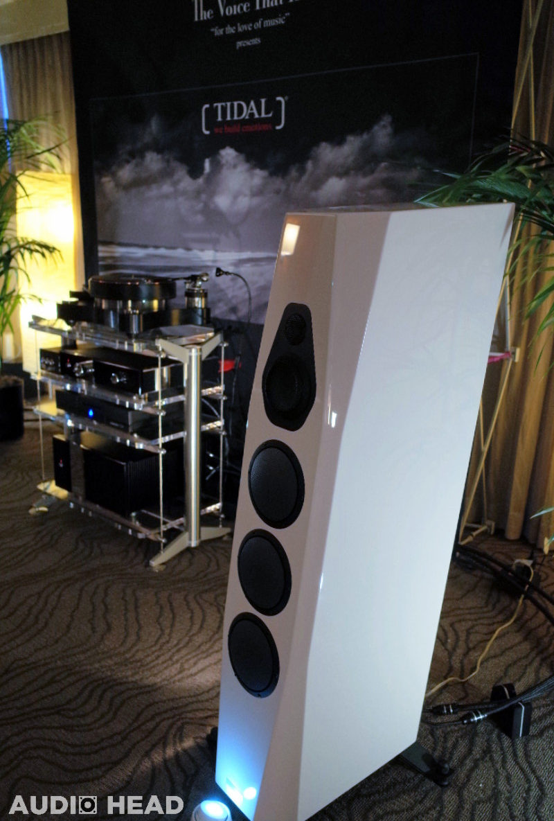 The Voice That Is!, VIMBERG, TIDAL at RMAF 2018