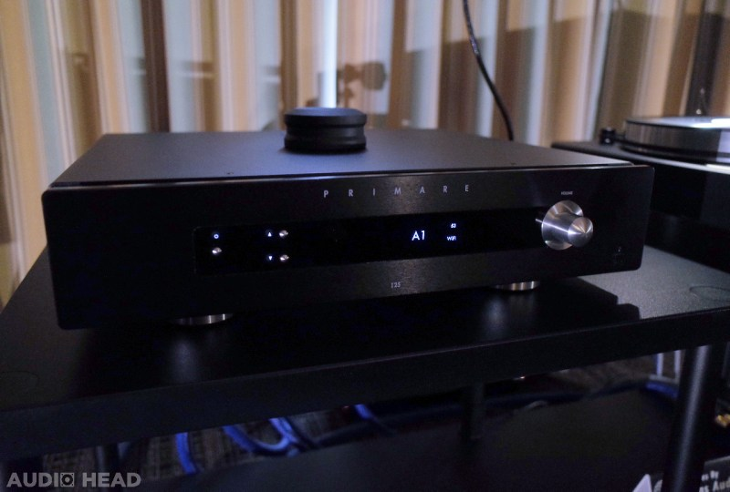 Primare Integrated Amplifier