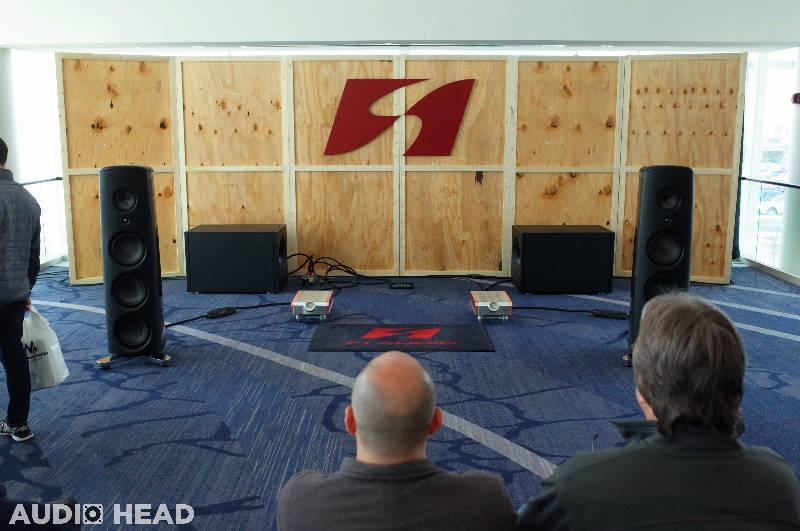 F1 Audio, Magico, D'Agostino, Chord, Transparent – AXPONA 2019