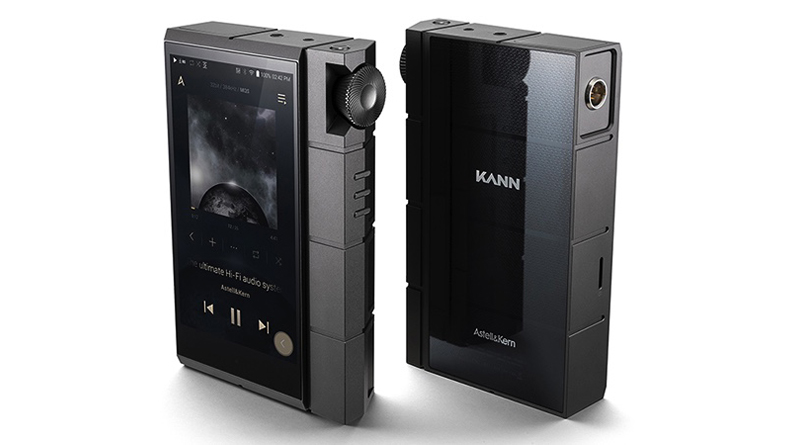 KAAN CUBE by Astell and Kern